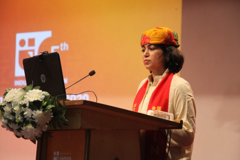 5th Convocation Indus University - 31 December 2020 (36)